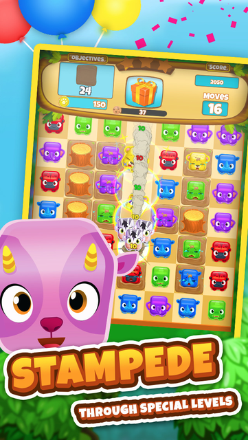 Party Zoo Zoo screenshot 2
