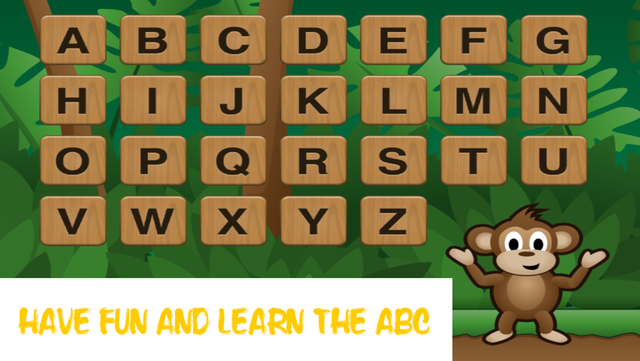Monkey ABC - Learn the ABC Fun Educational Game for Preschool Toddlers and Kids screenshot 5
