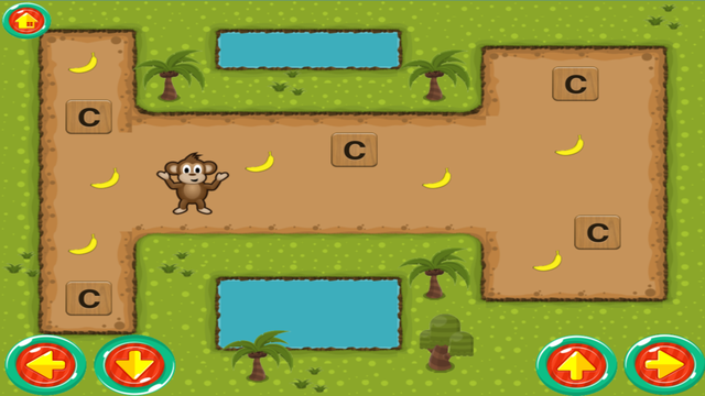 Monkey ABC - Learn the ABC Fun Educational Game for Preschool Toddlers and Kids screenshot 4