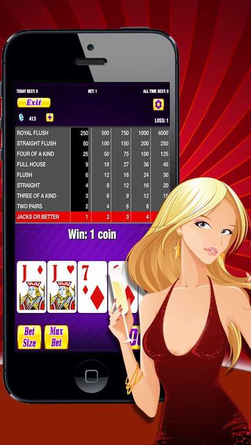 Adult Strip Poker screenshot 2