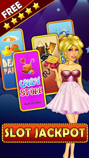 7 Double Casino Slots - Magic Wonderland Of Blackjack Casino And Video Poker Free screenshot 1