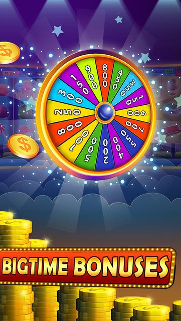 7 Double Casino Slots - Magic Wonderland Of Blackjack Casino And Video Poker Free screenshot 3