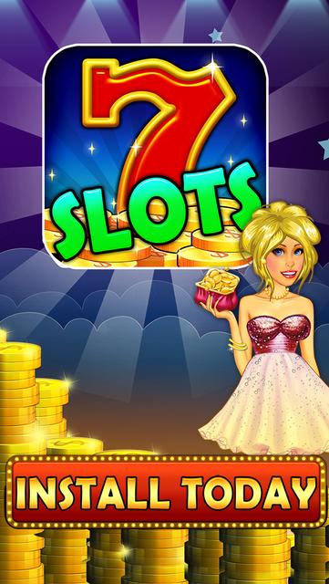 7 Double Casino Slots - Magic Wonderland Of Blackjack Casino And Video Poker Free screenshot 5