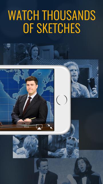 The SNL Official App on NBC screenshot 2