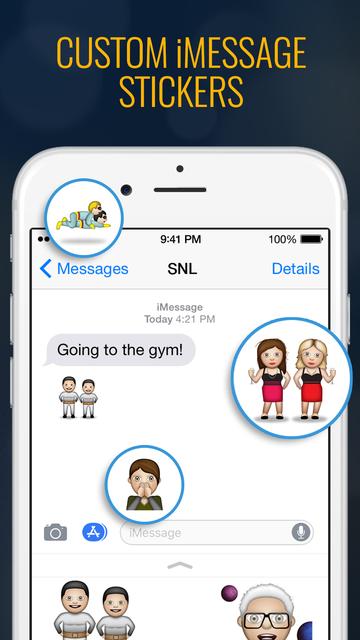 The SNL Official App on NBC screenshot 4