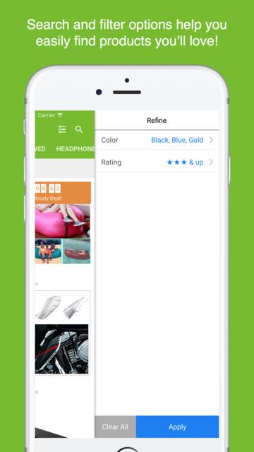 Geek - Smarter Shopping screenshot 5