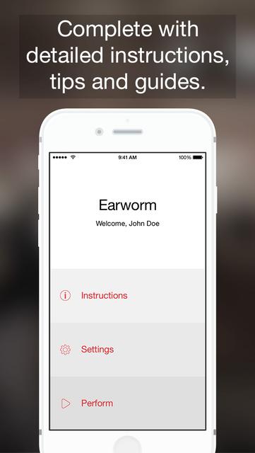 Earworm screenshot 5