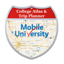 Icon for College Atlas & Trip Planner