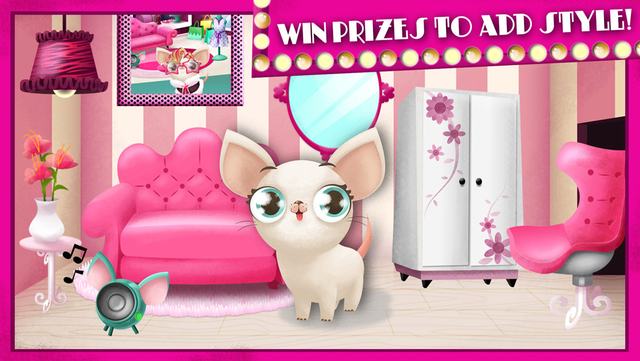 Miss Hollywood Showtime - Pet House Makeover screenshot 10