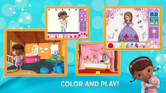 Disney Color and Play screenshot 2