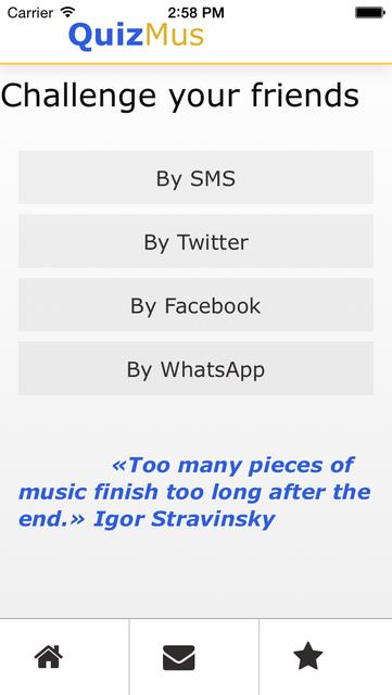 QuizMus Classical Music Quiz screenshot 5