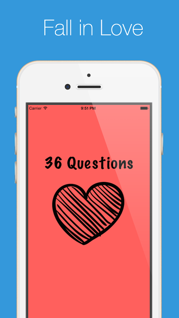 36 Questions to Fall in Love screenshot 5