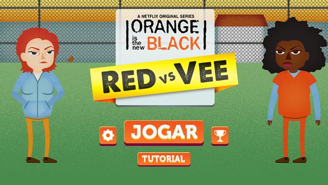OITNB: Red vs Vee screenshot 1