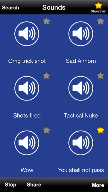 MLGByte - MLG Soundboard screenshot 2