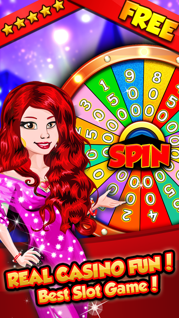 Casino Slots For Real Online - Best Social Slots With Vacation Jackpots screenshot 1
