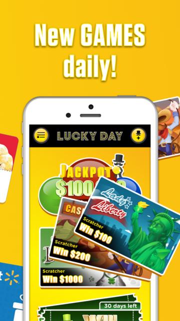 Lucky Day - Win Real Money! screenshot 4