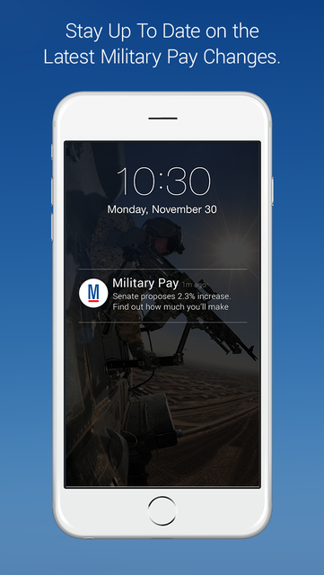Military Pay by Military.com screenshot 5