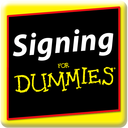 Icon for Signing for Dummies