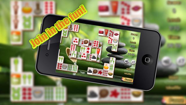 Mahjong relax solitaire screenshot 2