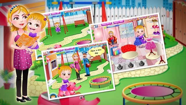 Baby Hazel Flower Girl for Kids screenshot 1