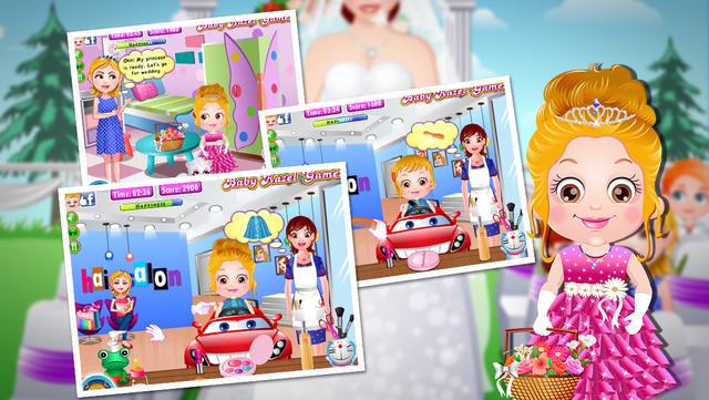 Baby Hazel Flower Girl for Kids screenshot 3