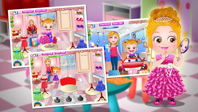Baby Hazel Flower Girl for Kids screenshot 2