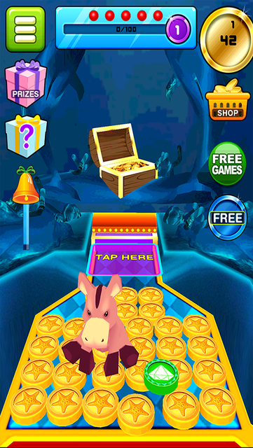 Gods of Olympus Coin Dozer screenshot 3