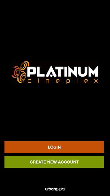 Platinum Cineplex – Indonesia screenshot 1