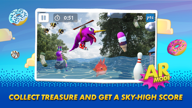Sky Whale - a Game Shakers App screenshot 7