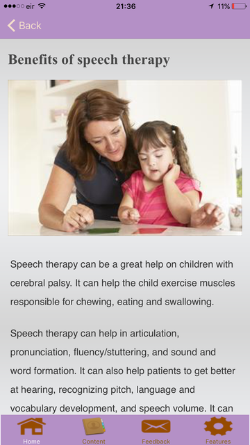 Speech Therapy Exercises screenshot 4