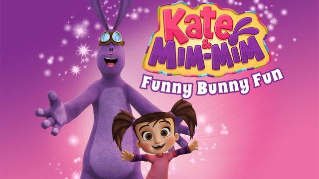 Kate & Mim-Mim: Funny Bunny Fun screenshot 1