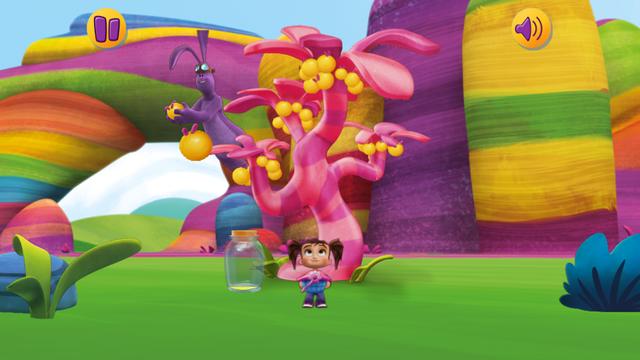 Kate & Mim-Mim: Funny Bunny Fun screenshot 5