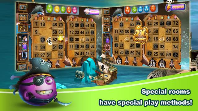 Bingo Crush - Free Bingo Game™ screenshot 1