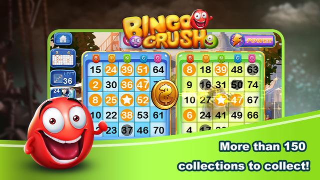 Bingo Crush - Free Bingo Game™ screenshot 2