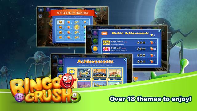 Bingo Crush - Free Bingo Game™ screenshot 3
