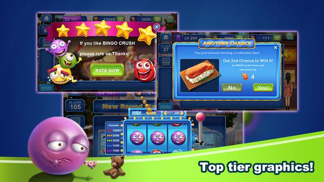 Bingo Crush - Free Bingo Game™ screenshot 5