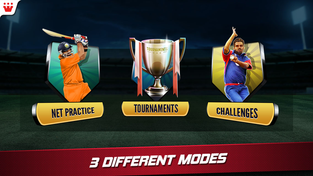 World T20 Cricket Champs 2016 screenshot 1