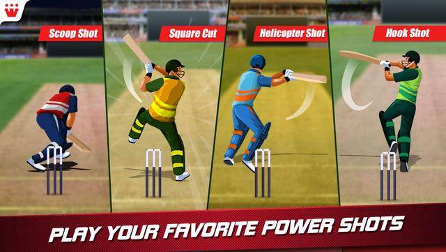World T20 Cricket Champs 2016 screenshot 3