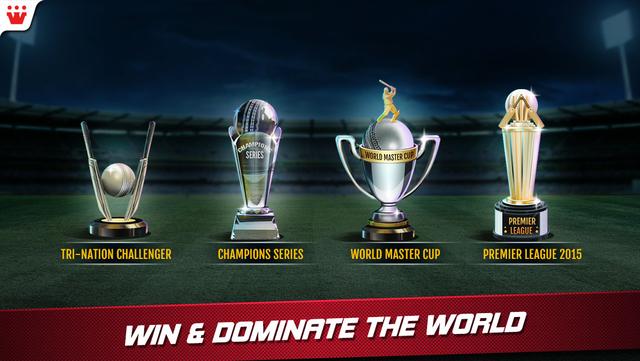 World T20 Cricket Champs 2016 screenshot 4