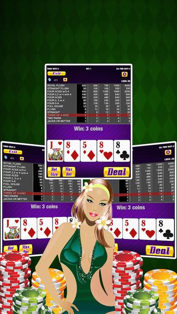 Poker VIPS Texas Holdem screenshot 3