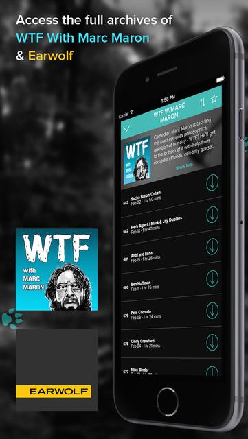 Howl Podcast Player screenshot 5