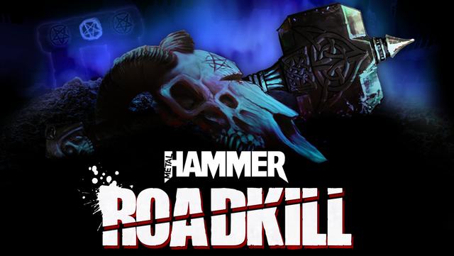 Metal Hammer: Roadkill Game screenshot 1