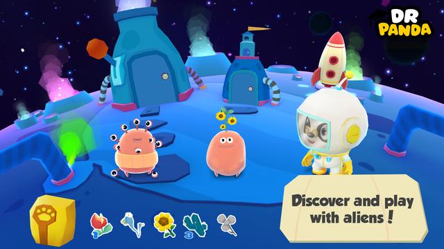 Dr. Panda Space screenshot 4