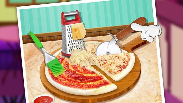 Fast Food Maker - Happy Chef's Meal screenshot 3