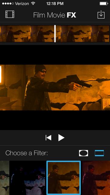 Film Movie FX screenshot 4