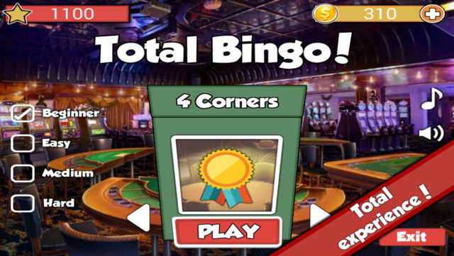 Total Bingo screenshot 2