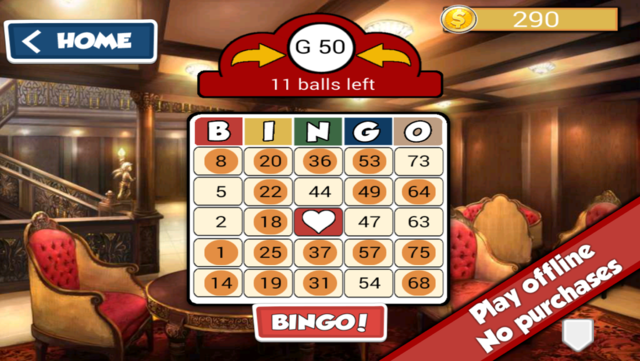 Total Bingo screenshot 4