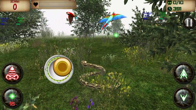 Snake Simulator: Wild Arena screenshot 3