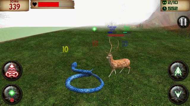 Snake Simulator: Wild Arena screenshot 4