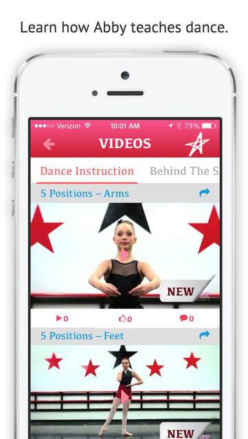 Abby Lee Dance Secrets screenshot 6